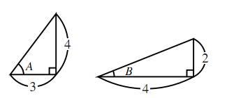 正接の定義の図