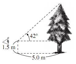 三角比の応用の図