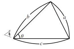 第2余弦定理(余弦定理)