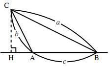 余弦定理の導出