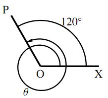 一般角の練習〜その1〜の図その1
