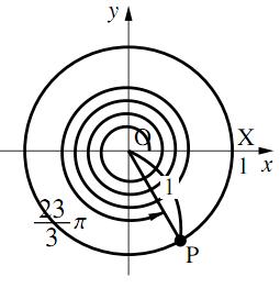 任意の角に対する三角関数の値の解答の図その3