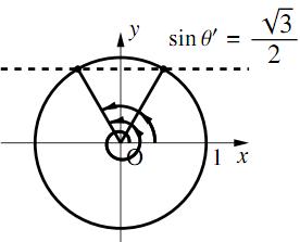 範囲をもつ変数の置き換えの解答の図その1