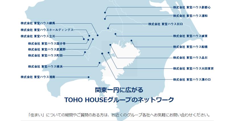 TOHO HOUSE