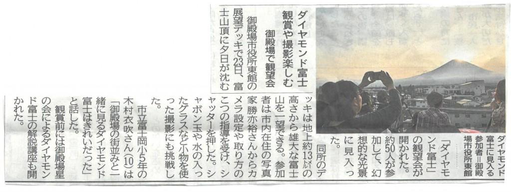 170524 静岡 ダイヤモンド富士