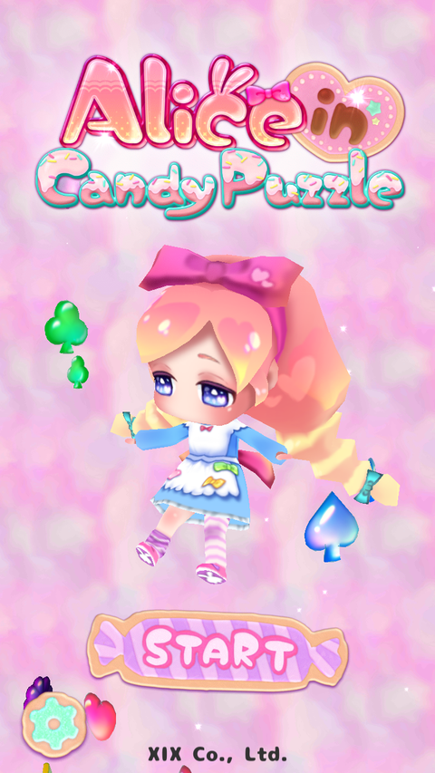 Alice in Candy Puzzle1