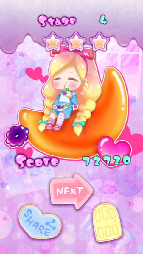 Alice in Candy Puzzle4