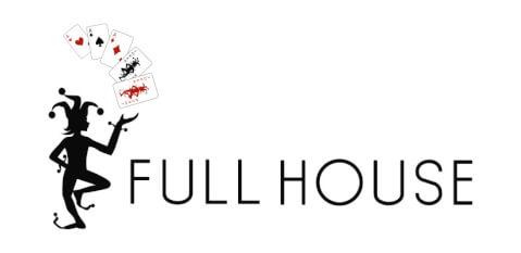 FULLHOUSE ロゴ