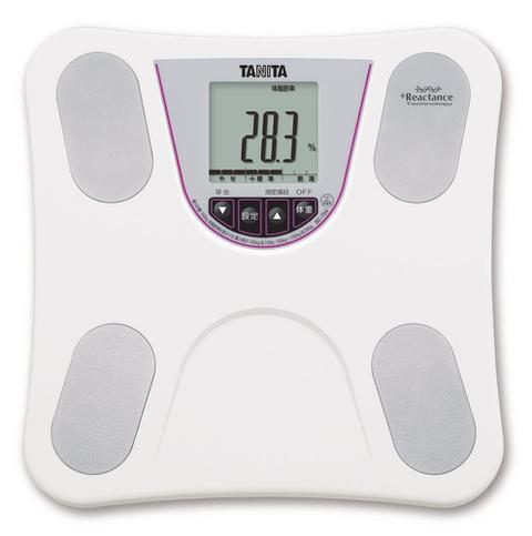 体脂肪率、測定