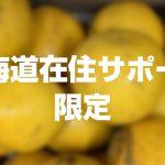 【北海道地方在住サポーター限定:送料負担】無農薬落下晩柑5kgを1名様にプレゼント!