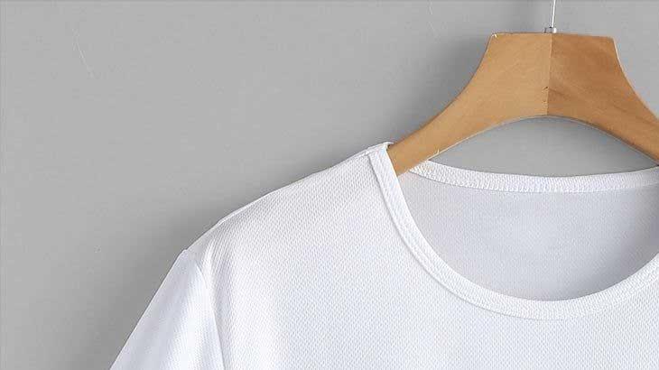Tシャツとタンパク質