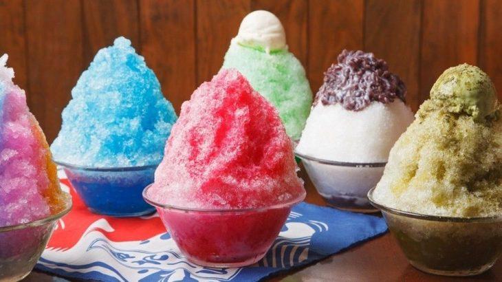 美味しいかき氷の作り方