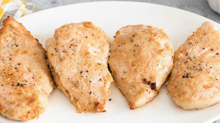 鶏むね肉をやわらかくする方法
