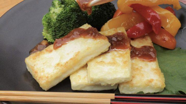 豆腐のアレンジレシピ