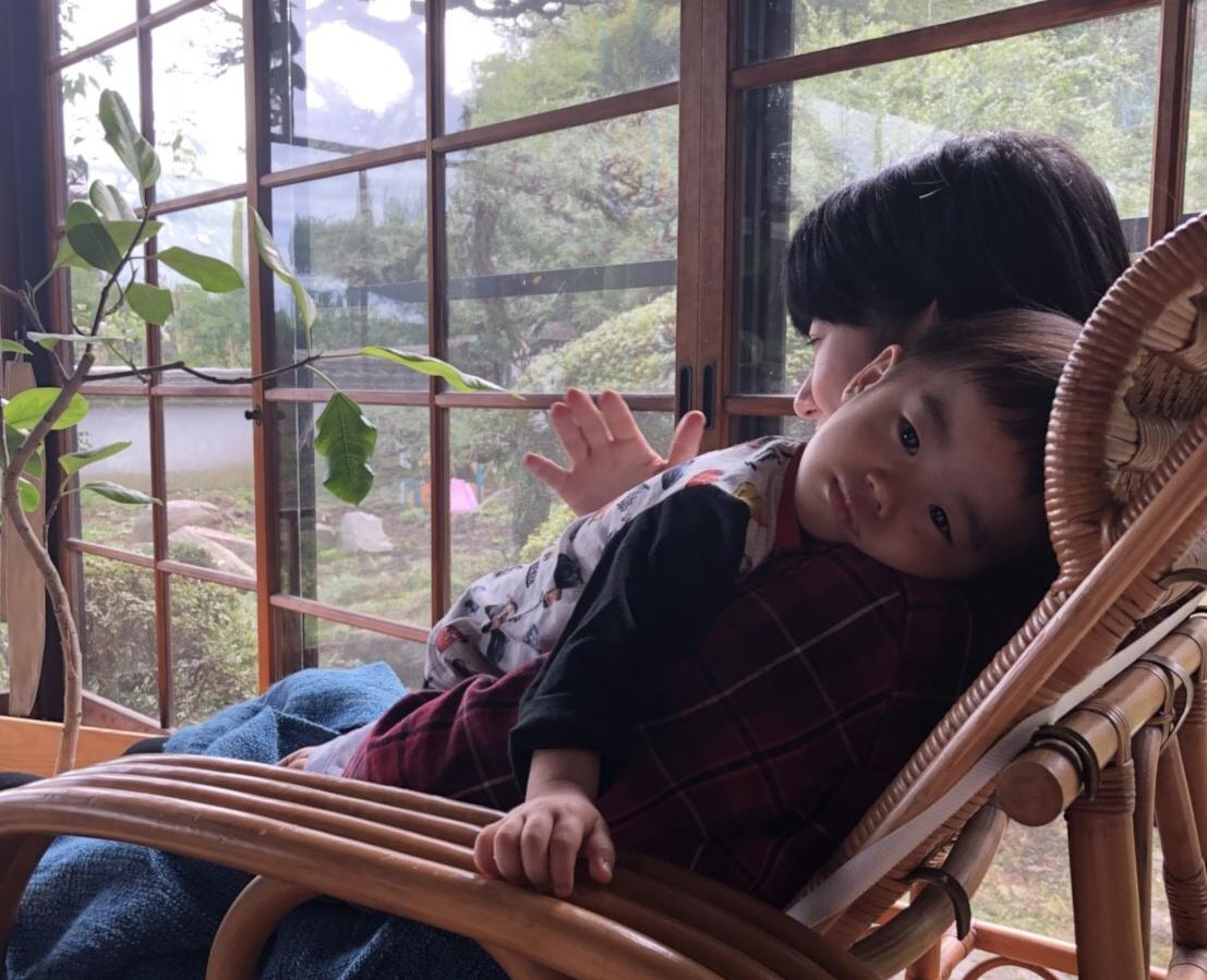 「おばあちゃんちに来たみたい」とリラックスされるママも多い。