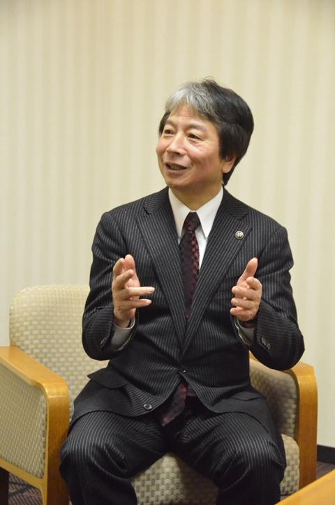 田中誠太(たなかせいた)市長