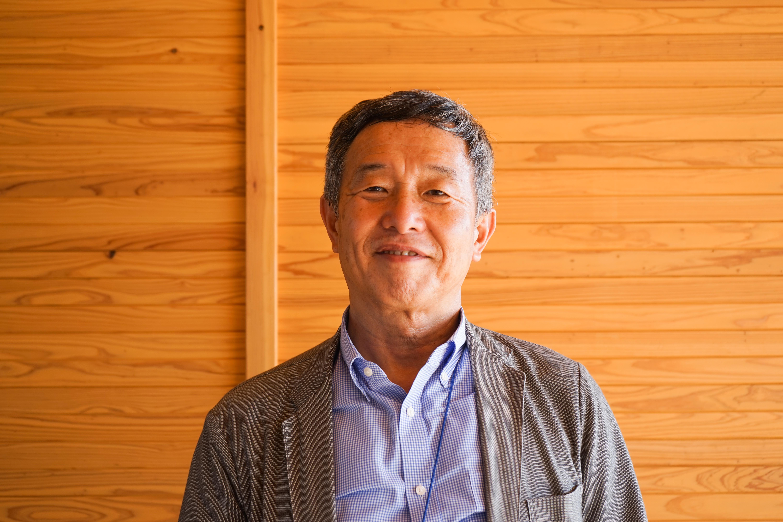 牧水・短歌甲子園実行委員長の黒木さん