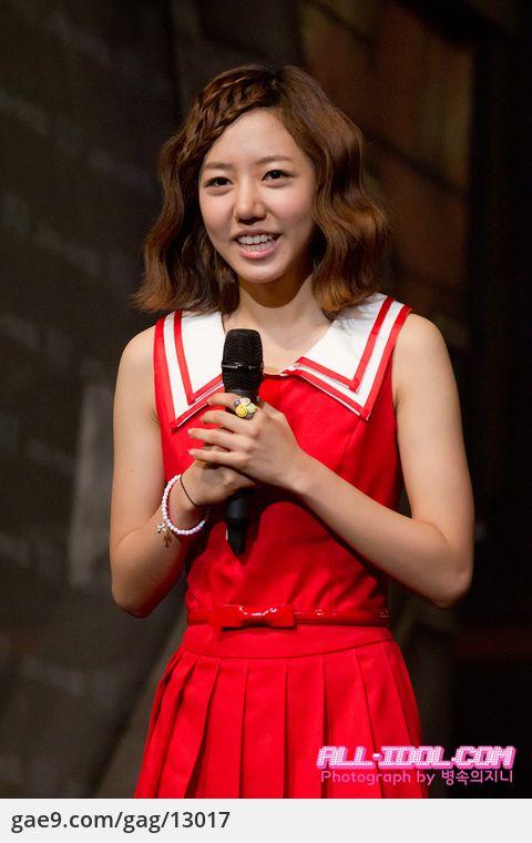 11/06/11 광운대학교 MSL 결승전 - 에이핑크 축하공연 by 병속의지니