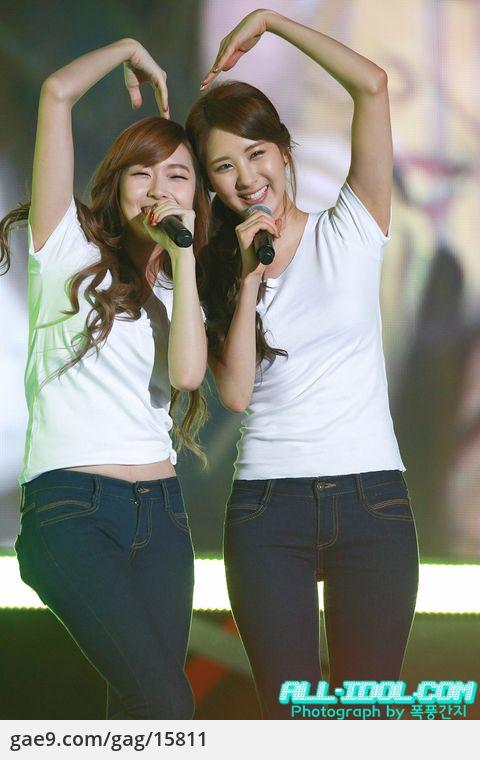 12/10/07 강남 페스티벌 소녀시대