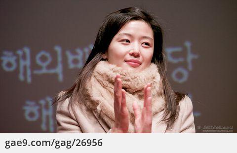 13/02/03 영화 베를린 무대인사 전지현, 한석규