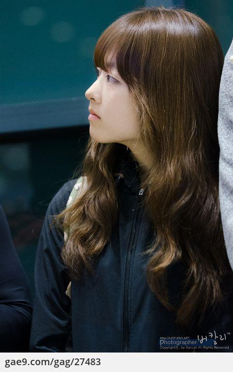130211 인천공항 입국 박보영 직찍 by 버칼리