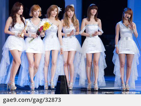 2012아시아모델상시상식 - 레인보우(RAINBOW)