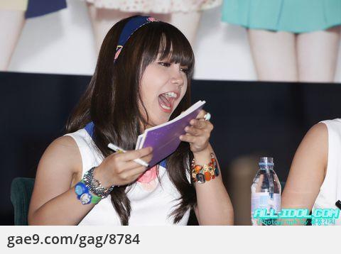 12/06/03 일산 라페스타 이벤트광장-에이핑크 팬싸인회-by 폭풍간지