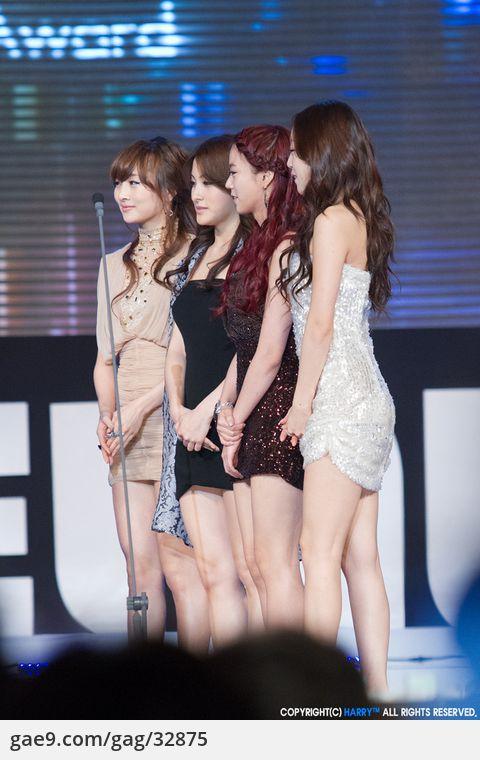 2012아시아모델상시상식 - 카라(Kara)