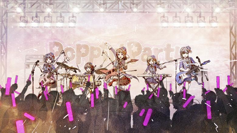 Poppin'Partyさん