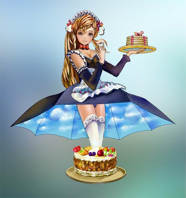 サブカルクソケーキ