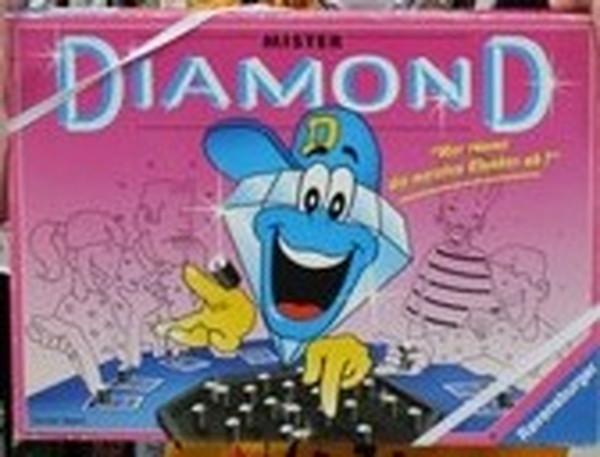 Mister Diamond(ミスターダイヤモンド)