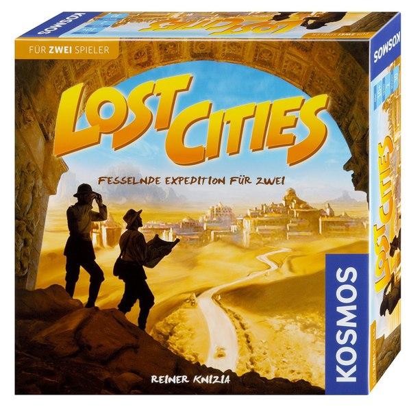 ロストシティ(Lost Cities)