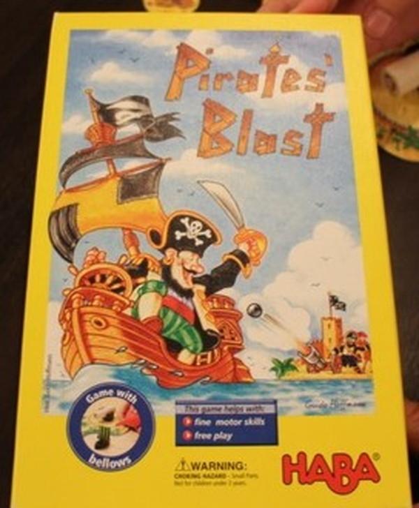 パイレーツブラスト(Pirate's Blast)