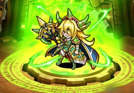 翠緑の騎士ガウェイン+