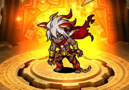 火の魔人アモン+