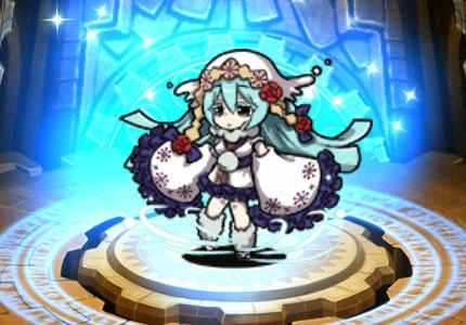 雪女ツララ+