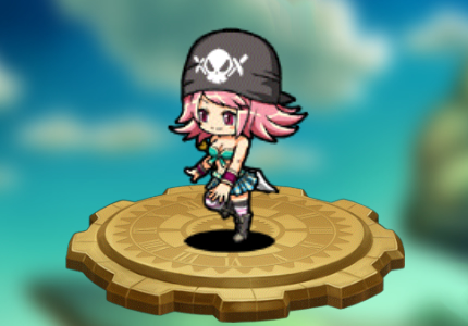 海賊モニカ
