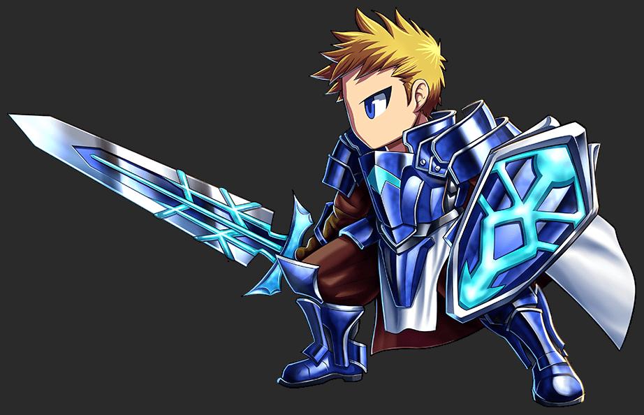 青騎士ライオネル
