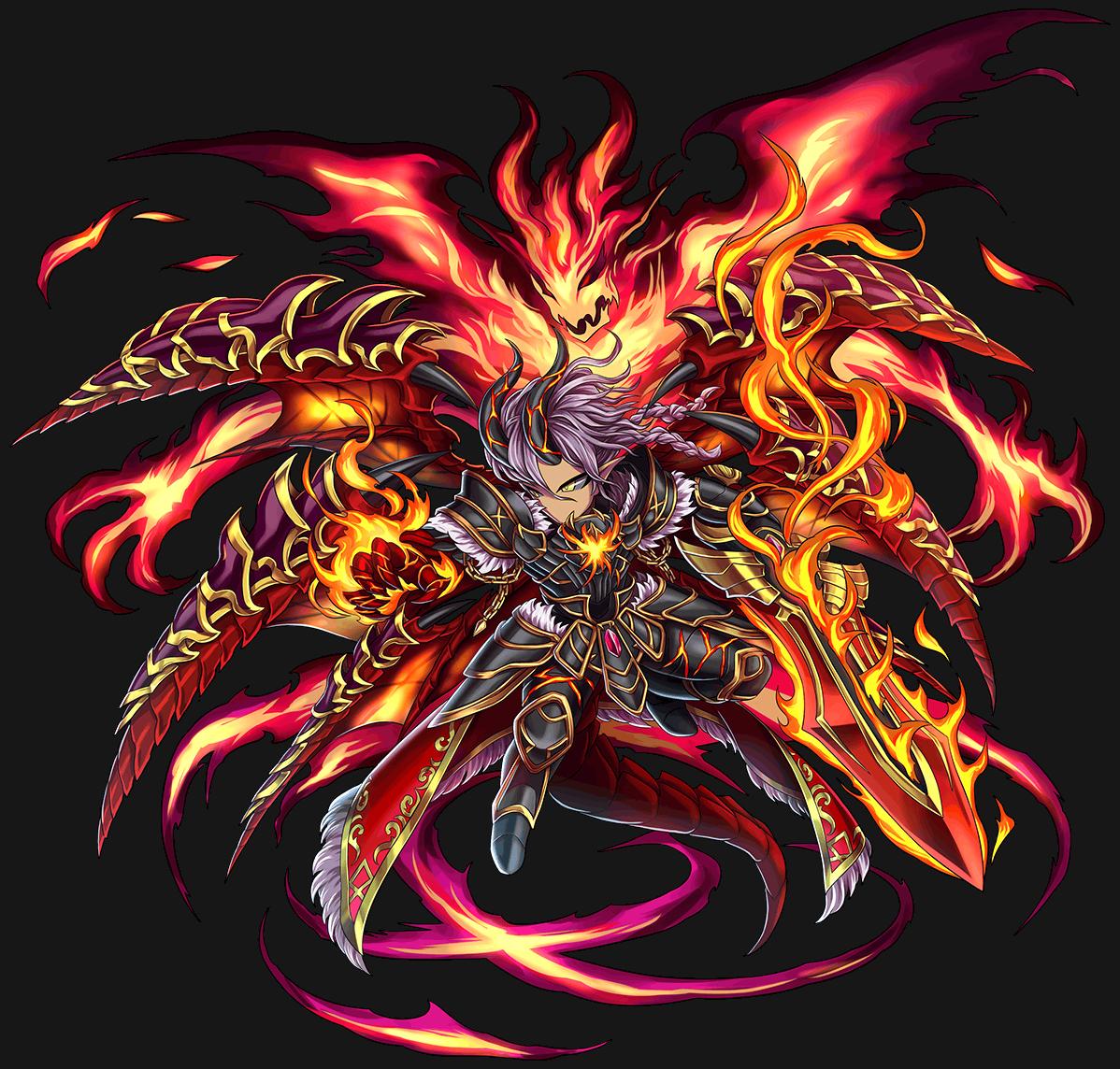 魔煌の焔統神アデル
