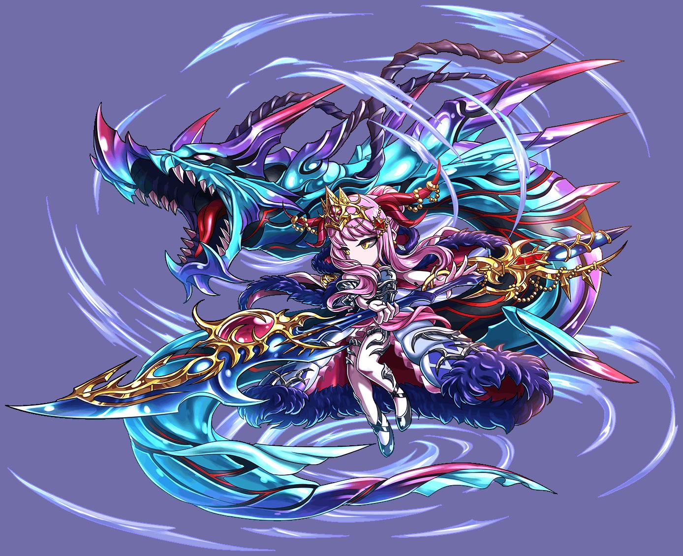 深艶の洌帝神サヴィア