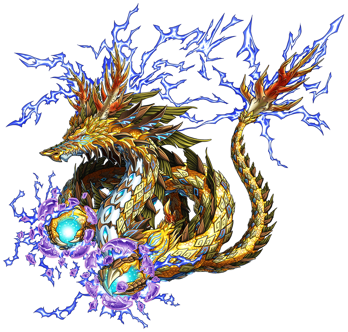 黄帝龍神ゾルダルク