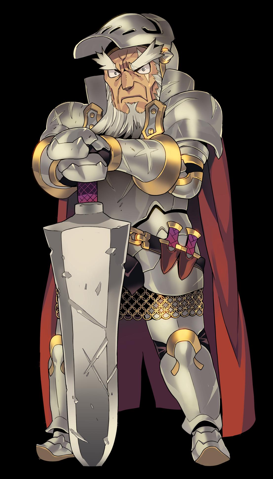 元騎士の剣術教官