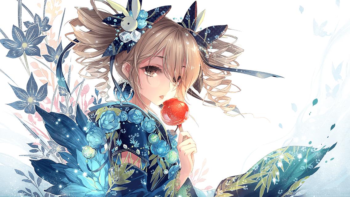 りんご飴祭り