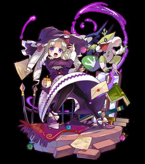 双果の魔女フィルデア