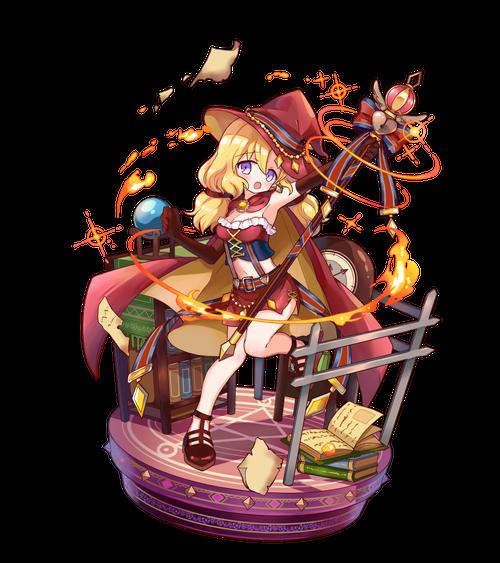 変蛙の魔女オリアナ
