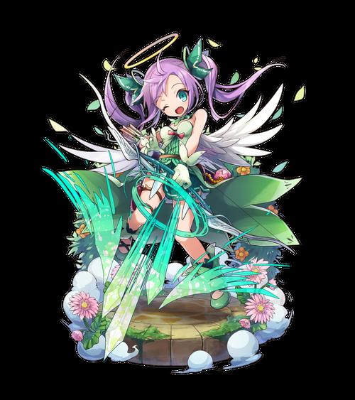 紫翠の弓娘セチェル