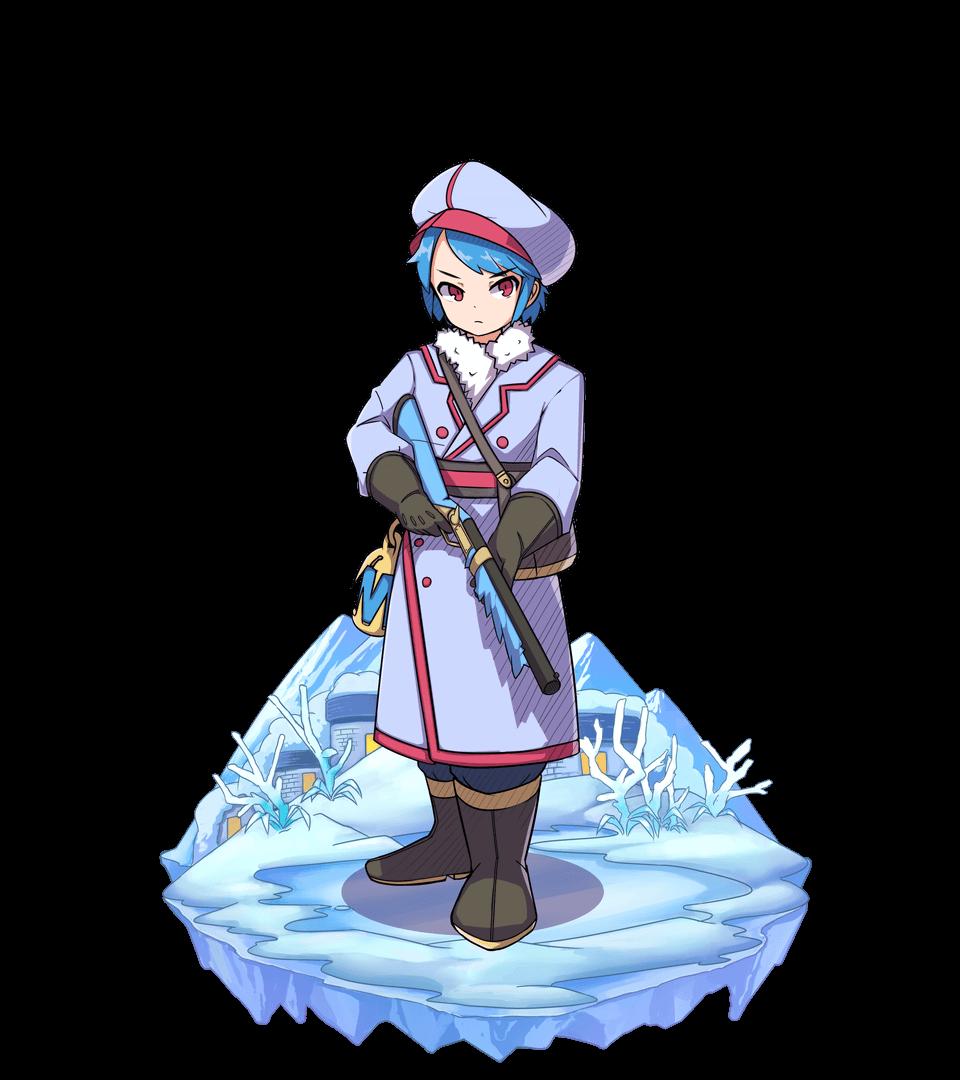 氷柱の銃士ハーフェス