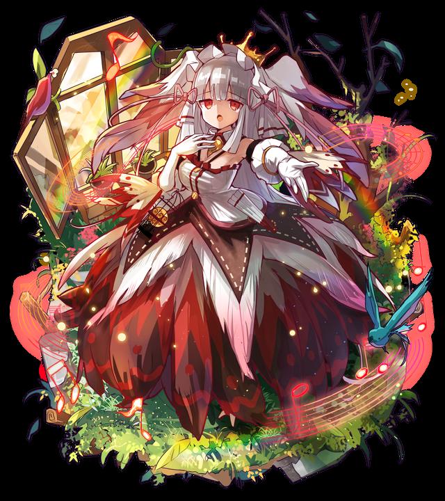 鳥籠の歌姫セレナ