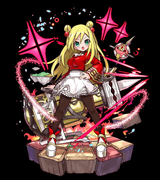紅蓮の装姫フラマ