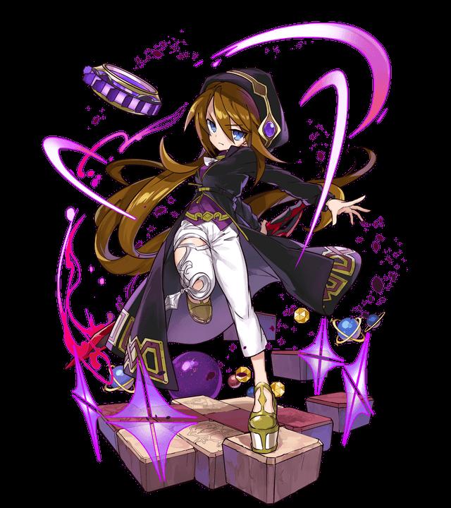 鋼黒の装姫フォンセ